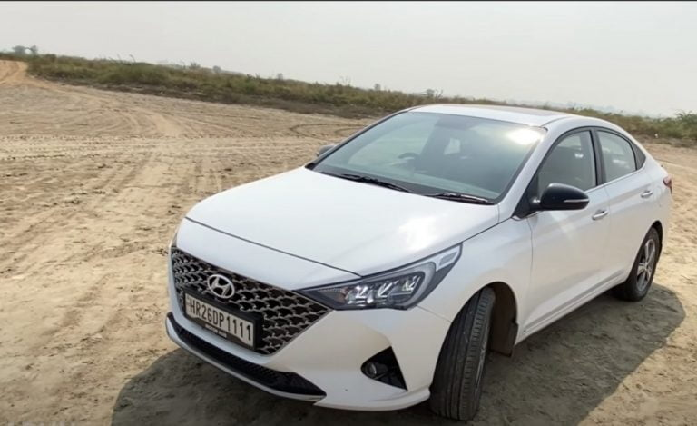 Old Hyundai Verna Converted Into New 2020 Model In Just 1 Lakh – Video