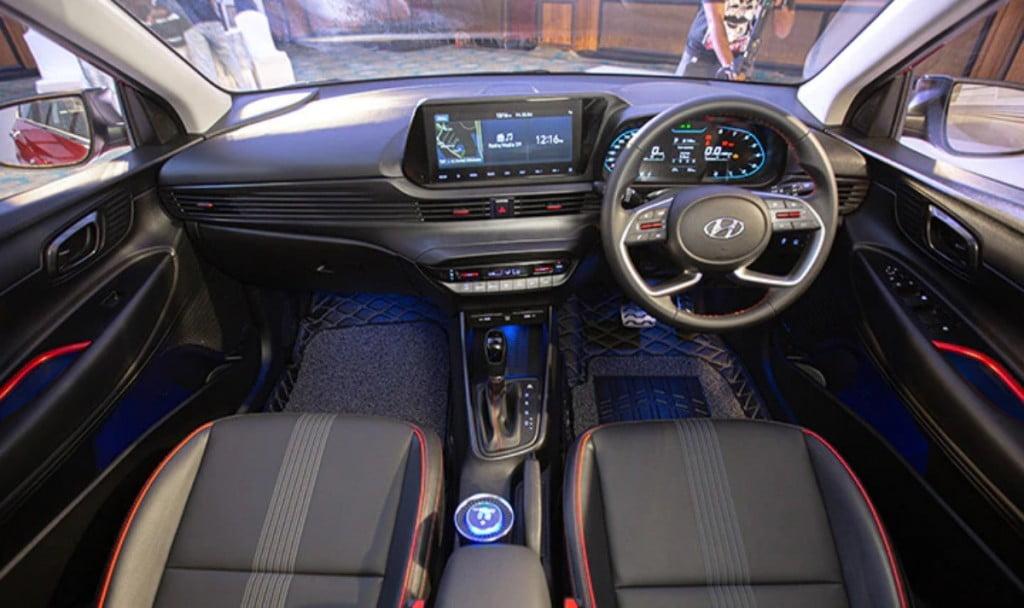 New third-gen Hyundai i20 Interiors.