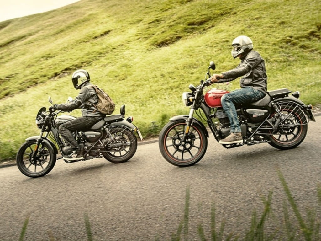 All You Need To Know About The New Royal Enfield Meteor 350