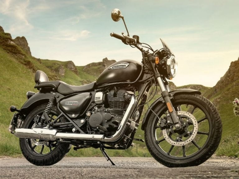 Royal Enfield Meteor 350 Accessories – Complete List and Price!