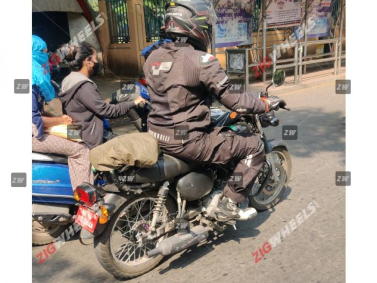 Kawasaki W175 Retro Motorcycle Spotted Testing; India launch in 2021!