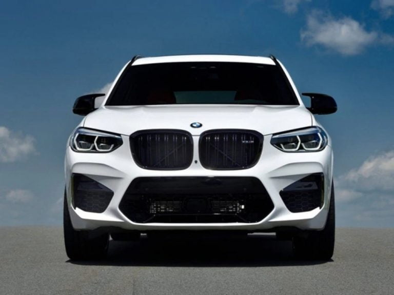 BMW Launches the First Ever X3 M in India – Price and Details!