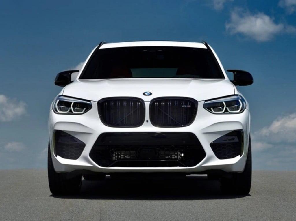 Bien sûr, étant une voiture M, elle obtient sa part des améliorations cosmétiques M.