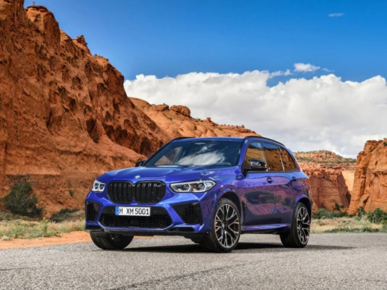 BMW X5 M Launched in India for a Price of Rs 1.95 Crore!