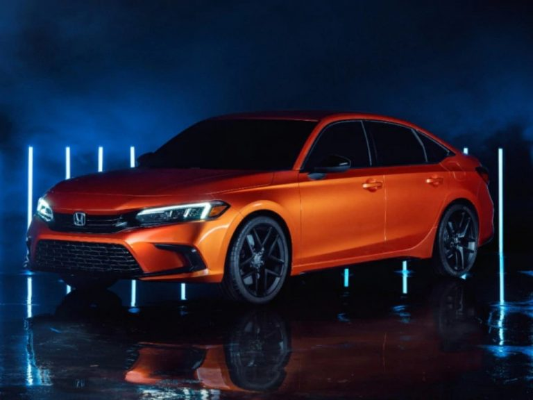 11th-Gen Honda Civic Prototype Previewed; India Bound in 2022!