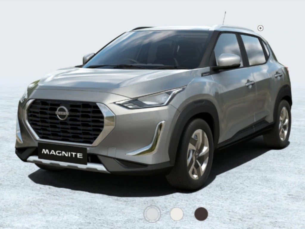 The second in line XL variant of the Nissan Magnite isn't however as bare bones as the base-spec XE variant.