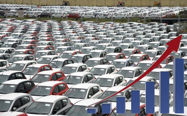 Indian Car Sales Recovery