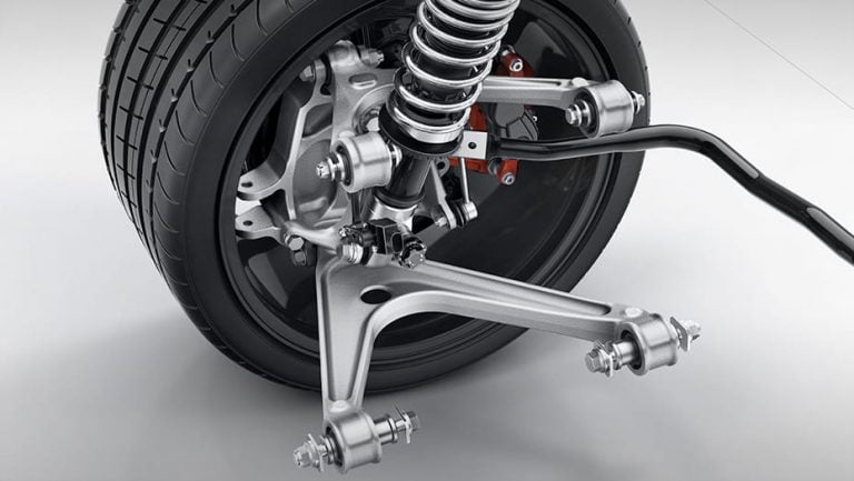 MacPherson Strut, Double Wishbone And Solid Axle: Dependent And Independent Suspension Systems