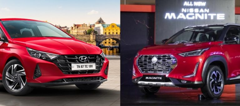 Clash of the Segments– Nissan Magnite vs Hyundai i20