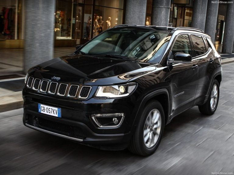 2021 Jeep Compass Facelift Launch on January 7 – Prices and Features!
