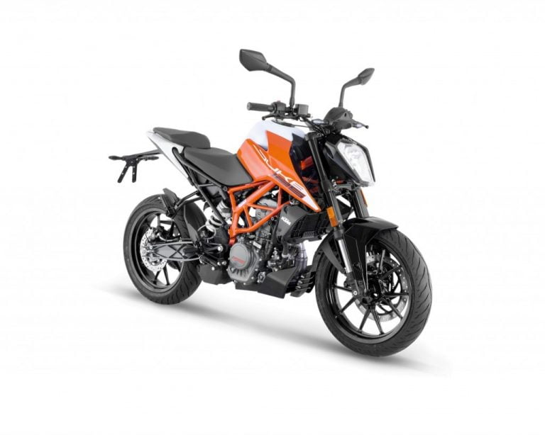New Model MY21 KTM DUKE 125 Launched! What Is New?