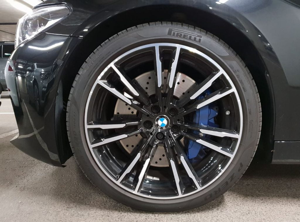 M5 Competition Tyres