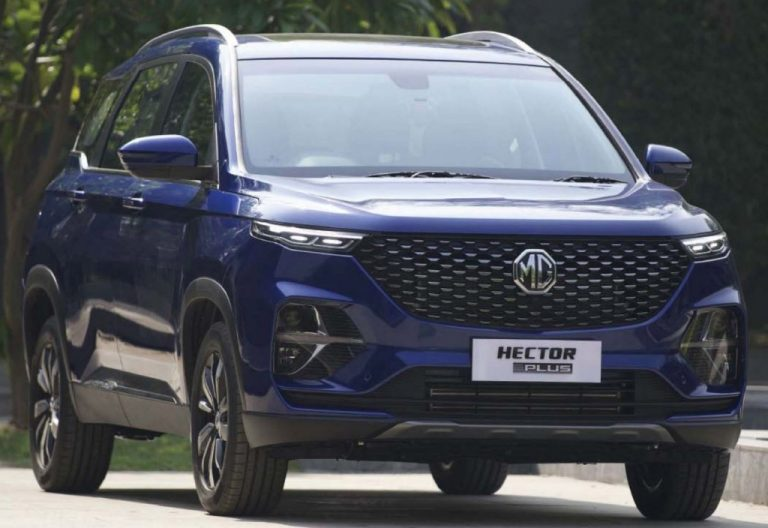 MG in 2021 – Facelifted Hector and 7-seater Hector Plus Launches!