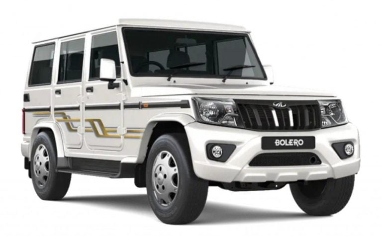 No Prizes For Guessing Mahindra's Best Selling Car – Bolero! Wait, What!