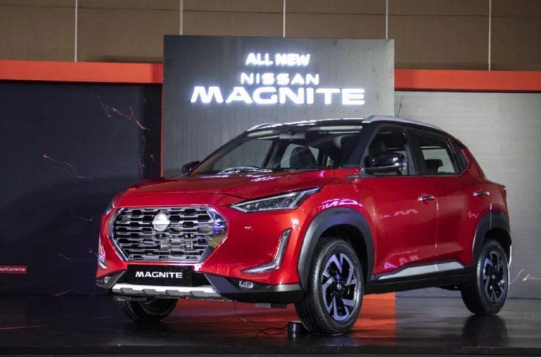 Nissan Magnite Exteriors