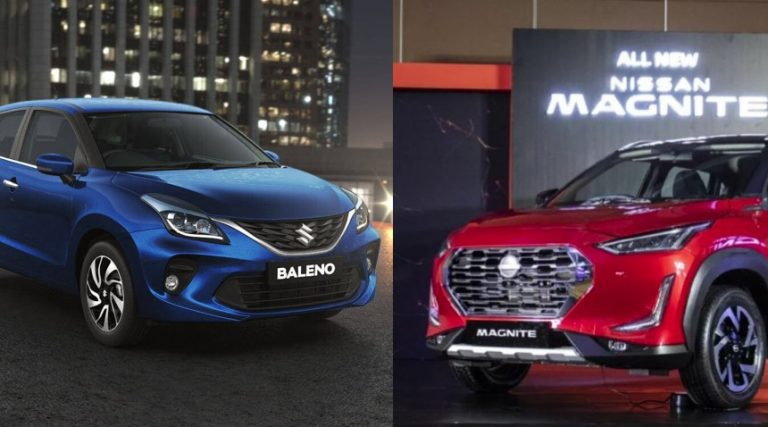 Clash of the Segments– Nissan Magnite vs Maruti Suzuki Baleno