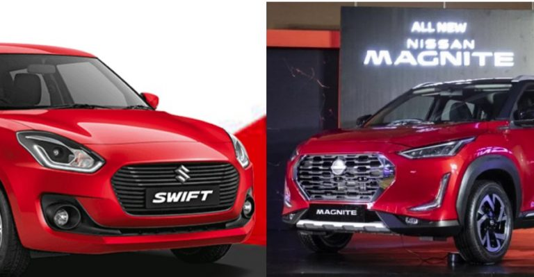 Clash of the Segments– Nissan Magnite vs Maruti Suzuki Swift!