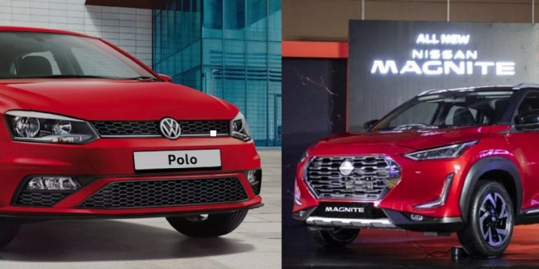 Clash of the Segments– Nissan Magnite vs Volkswagen Polo