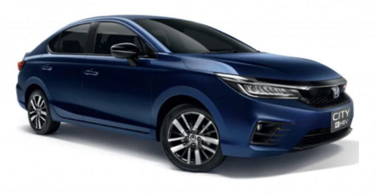 2020 Honda City Goes Hybrid Globally; Expected To Come To India Too!