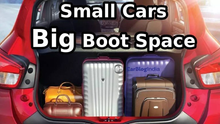 5 Hatchbacks With Large Boot Space – Small Budget, Big Practicality!