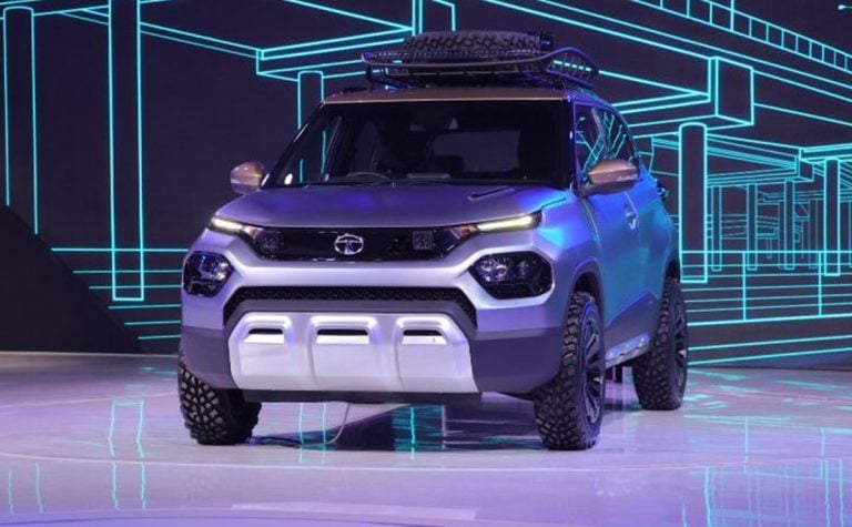 Tata HBX - Hornbill Concept