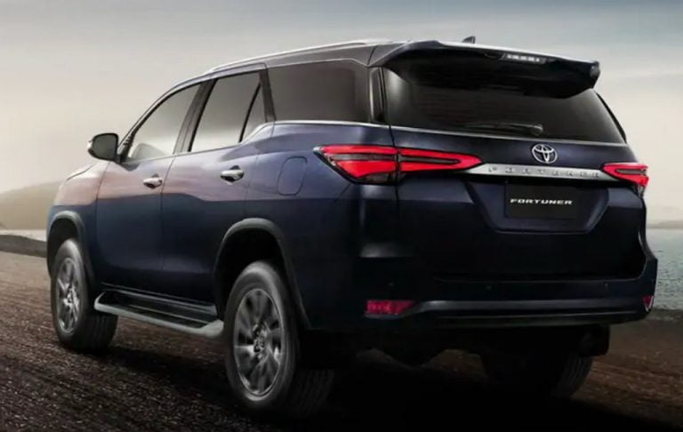 Facelifted 2021 Toyota Fortuner Launch On January 6th – Prices, Features And Updates!