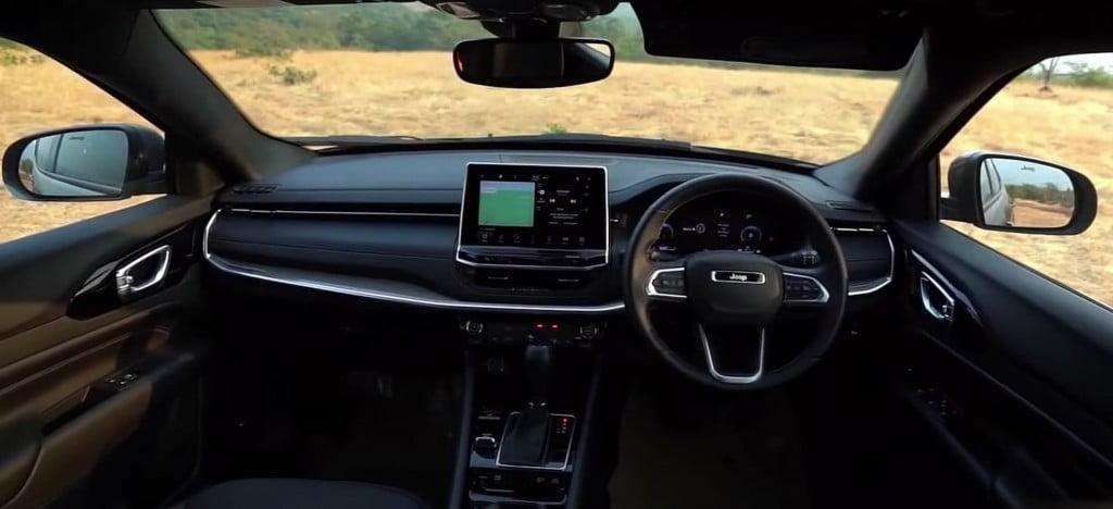 Jeep Compass 2021 Interior