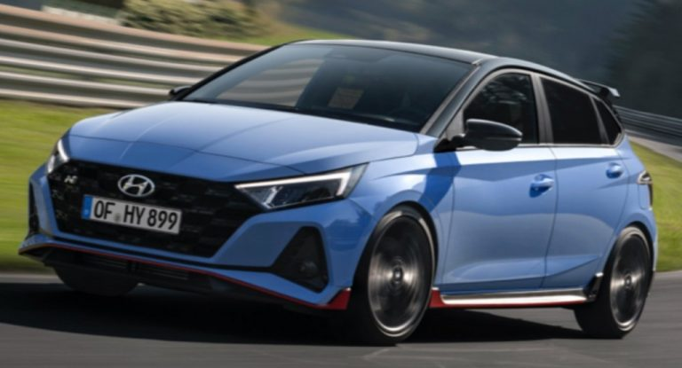 Hyundai i20 N Line Spotted Testing Again- Launch In 2021?