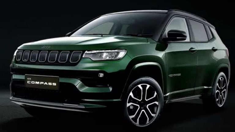 2021 Jeep Compass Unveiled – Check Out What's New!