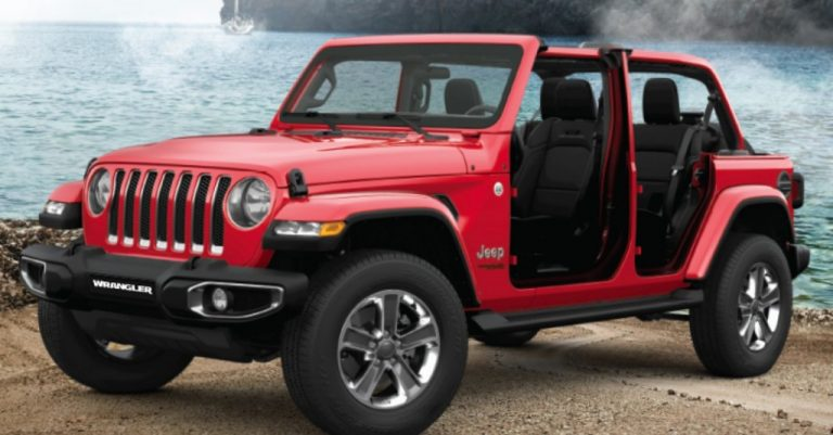 Jeep Planning To Launch Wrangler Rubicon In March? Expected Prices, Features And Engines!