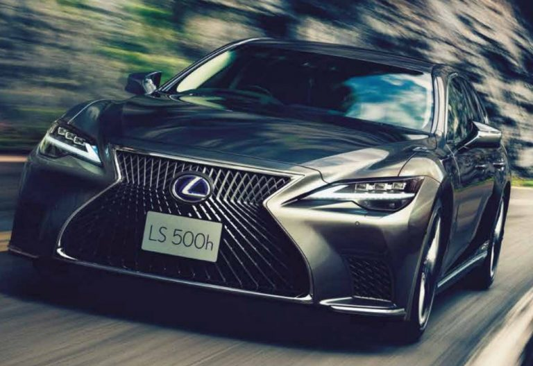 Lexus Launches The LS 500h Nishijin In India At A Jaw-Dropping Rs 2.22 Crore!