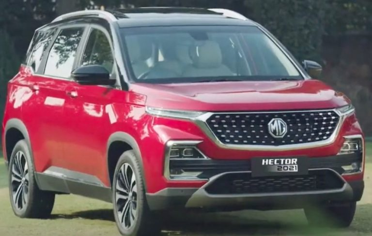 2021 MG Hector Facelift And Hector Plus 7-Seater Launched – All You Need To Know!