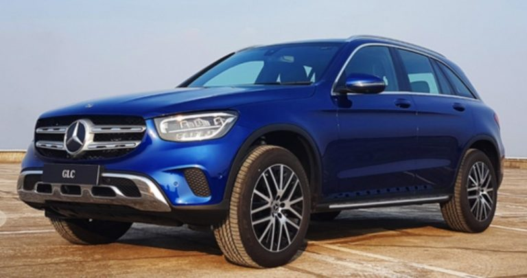 Mercedes-Benz Launches 2021 GLC With Mercedes me Connect Technology!