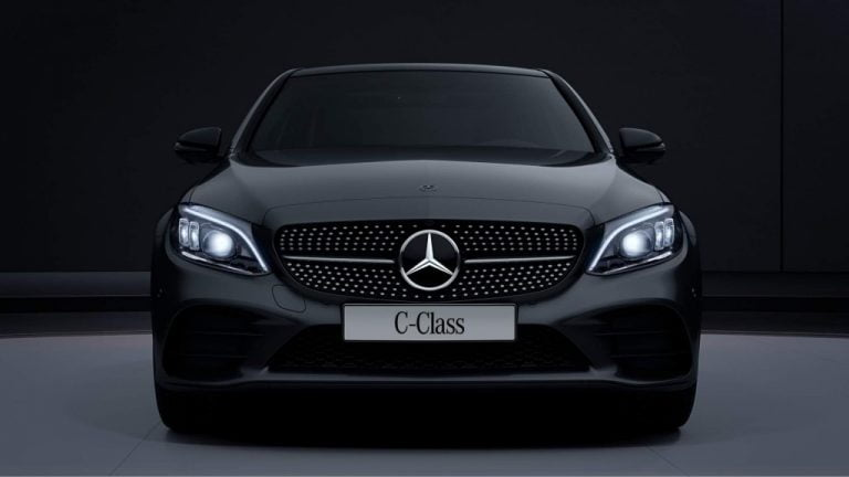 Luxury Car Segment Leader – Mercedes-Benz Sales Report!