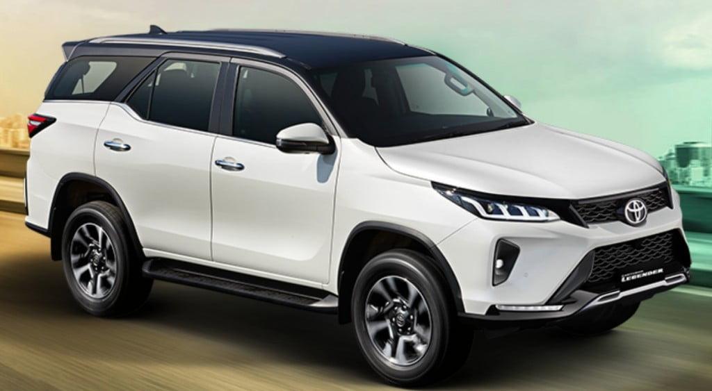 Toyota Fortuner 2021 Legender
