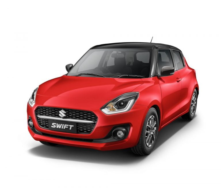 New 2021 Maruti Suzuki Swift Facelift Launched At Rs 5.73 Lakh – Find Out What's New?