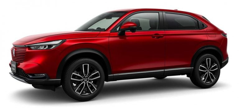 Honda HR-V Unveiled – This Time It Might Come To India!