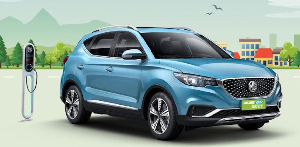 MG ZS EV 2021