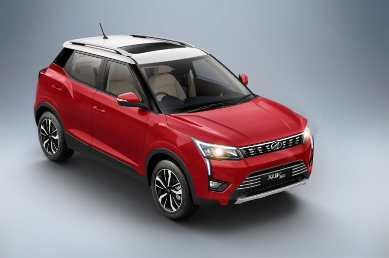 Mahindra Introduces AutoShift And BlueSense Plus Connected Tech In XUV300 – Key Features!