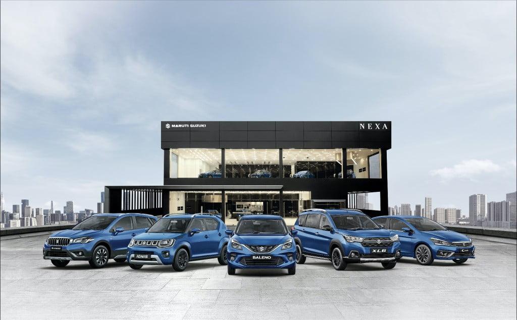 Maruti Suzuki NEXA Cars