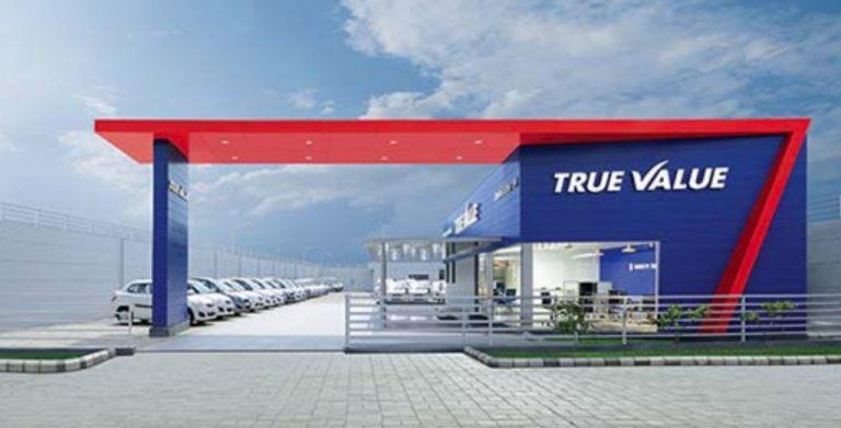 Maruti Suzuki True Value Sells 4 Million Cars in India Till Date!