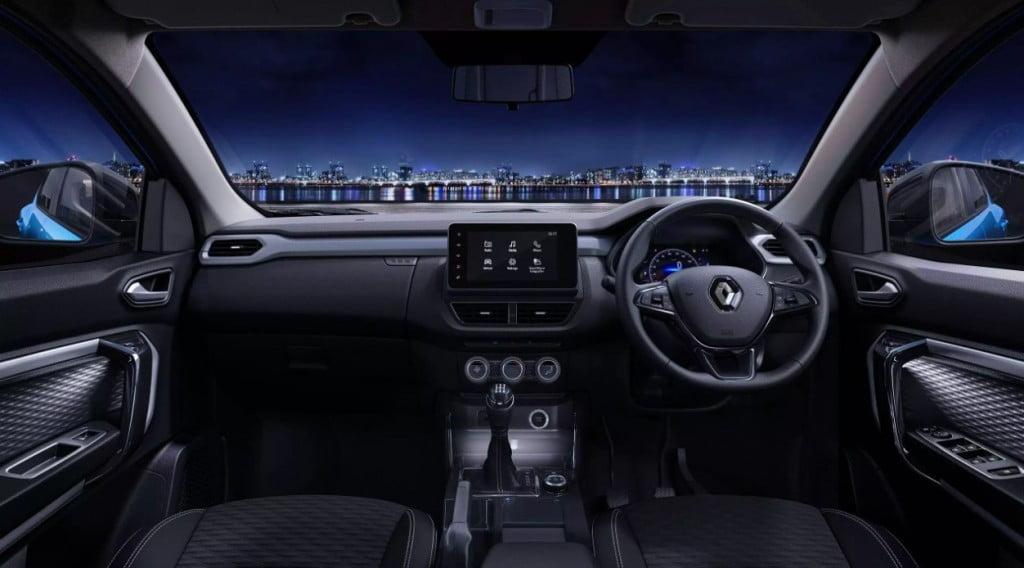 Renault Kiger Interior