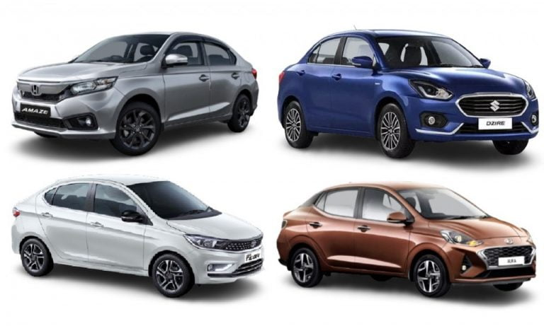 Sedan Segment Degrows By Over 10% In January!