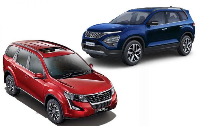 2021 Tata Safari vs Mahindra XUV500 Comparison- Price, Specs, Mileage