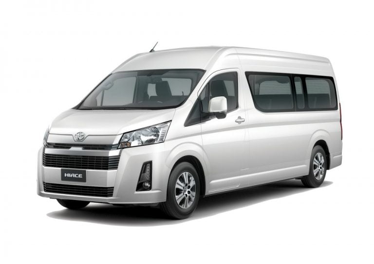 Toyota Unveils Hiace MPV For India At Rs 55 Lakh – All You Need To Know!