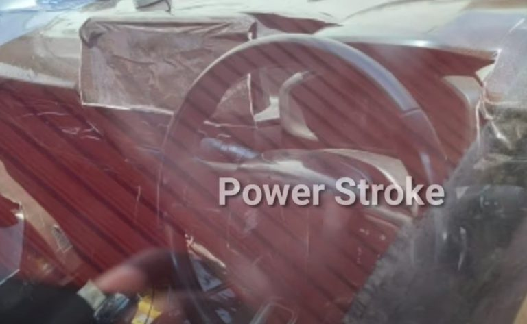 Citroen CC21 Compact SUV Interior Spied [Video] – What To Expect?