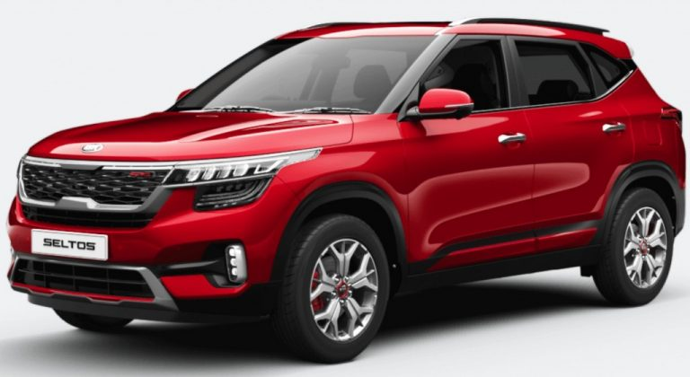 Facelifted 2021 Kia Seltos Coming Soon; To Wear The New Logo – What To Expect?