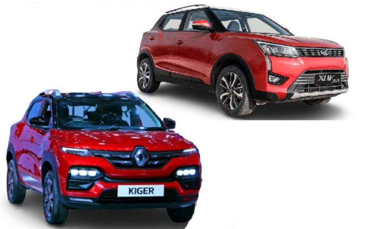 Renault Kiger vs Mahindra XUV300 – Features, Engines, Specs And Prices Comparison!