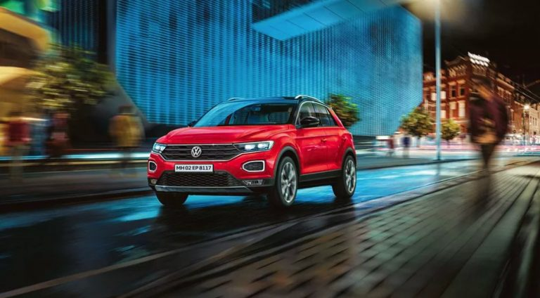 VW Introduces The 2021 T-Roc In India – Bookings Open Now!