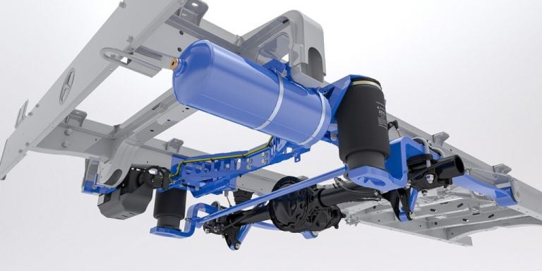 What Is Air Suspension? What Are The Differences Between Soft And Stiff Springs?